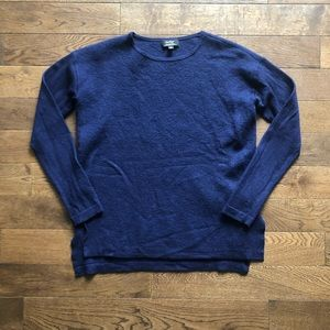 Anthropologie Lord + Taylor Wool Sweater